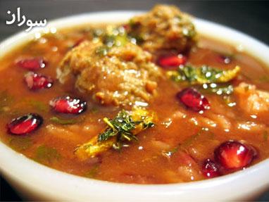 Photo of طرز تهیه آبگوشت با آب انار