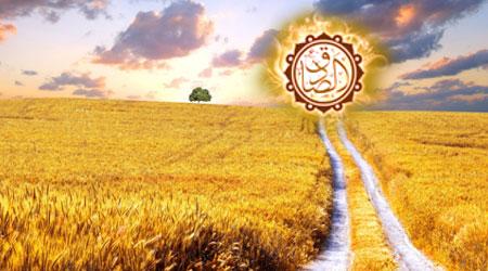 تصویر از شاه کلید امام صادق علیه السلام برای استفاده بهتر از دنیا