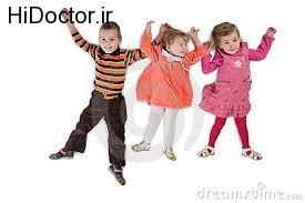 تصویر از اهمیت کنترل رفتار و حرکات مقابل فرزند