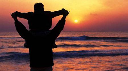 تصویر از ماموریت یک پدر در زندگی