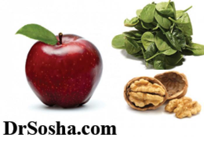 تصویر از ۵ ماده غذایی برای داشتن پوستی زیبا و جوان