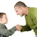 معاشرت صحیح را به فرزندمان بیاموزیم