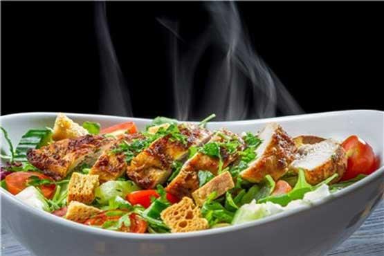 تصویر از توصیه های اسلام برای غذا خوردن