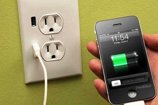 تصویر از نکات مهم برای شارژ تلفن همراه