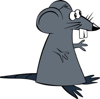 تصویر از حکایت آموزنده تله موش
