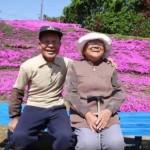 مردی که به خاطر لبخند همسرش یک باغ کاشت