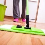 ۵ آسیب بدنی رایج هنگام خانه تکانی
