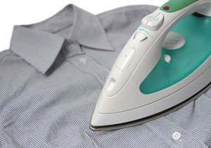 تصویر از لباسهایتان را بدون اتو صاف کنید
