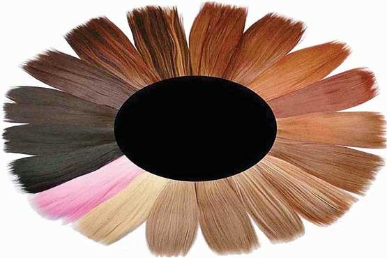 تصویر از چطور و چگونه موهایمان را رنگ کنیم؟