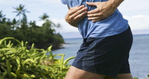 تصویر از علت درد پهلو هنگام دویدن چیست؟