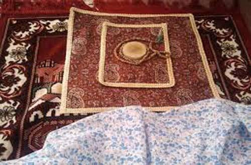 تصویر از حکم نماز و عبادت بدون پوشیدن لباس