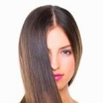 صاف کردن موهای فر با یک روش موثر جادویی!!
