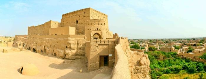 تصویر از بناهای تاریخی میبد (۲)