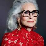 مصاحبه با پیرترین سوپرمدل جهان