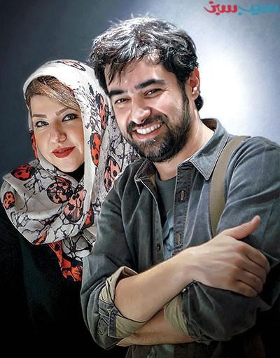 تصویر از شهاب حسینی: چگونه عاشق پریچهر شدم؟