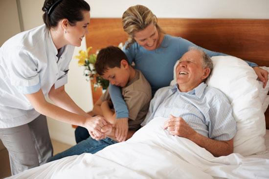 تصویر از آداب عیادت از بیماران در نوروز
