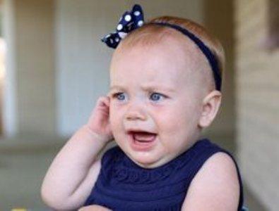 تصویر از عفونت گوش در کودکان؛ علل و درمان