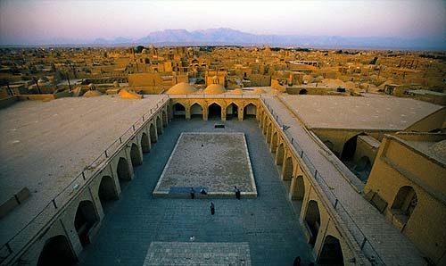 تصویر از مساجد یزد
