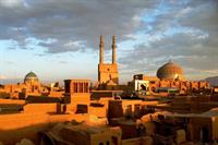 تصویر از بافت تاریخی یزد از مهمترین کانونهای خطر در حوزه حوادث ساخت و ساز است