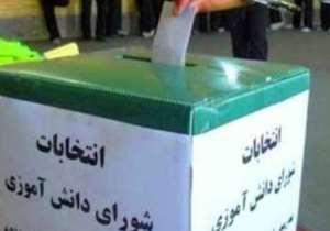 برگزاری انتخابات شوراهای دانش آموزی/انتخابات شوراهای دانش آموزی در یکهزارو ۹۰۰ مدرسه یزد برگزارشد.