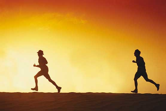 تصویر از بهترین زمان ورزش کی است؟