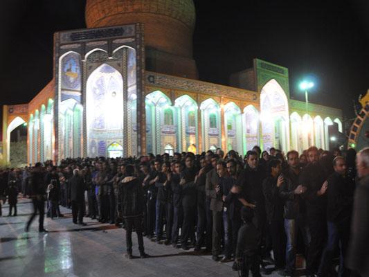 Photo of مراسم  «شاه حسن، شاه حسین»  در شهرستان میبد