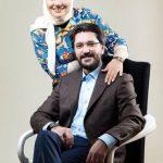 امیرحسین مدرس، یک صدای دلنشین و همسر جان