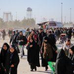 راهاندازی ۱۷ درمانگاه سرپایی در مرز ایران و عراق/استقرار ۲۵۱ آمبولانس در مراسم اربعین