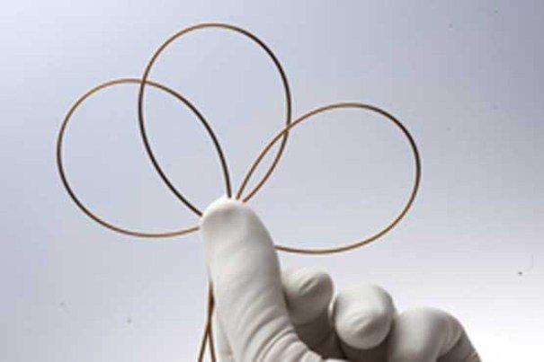 تصویر از نخ بخیه دارورسان برای بیماران سرطانی ساخته شد