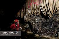 تصویر از شاهکارهای طبیعت یزد در معرض تخریب/ از ابراز نگرانی نسبت به فروش اجزای غارهای استان تا دغدغهی حفاظت از آنها