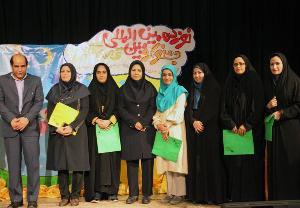 تصویر از راهیابی ۳ کتابدار یزدی به مرحله بینالمللی جشنواره قصهگویی