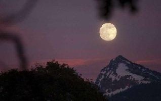Photo of مشاهده «ابرماه» در شامگاه امشب/بهترین زمان برای رصد ماه درخشان
