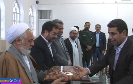 Photo of مدیر جدید بنیاد شهید و امور ایثارگران میبد معرفی شد