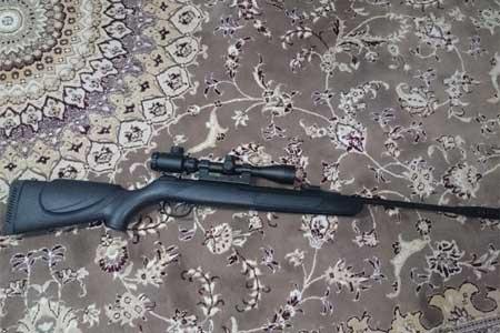 تصویر از تفنگ بادی پسربچه ۱۱ ساله میبدی را تا یک قدمی مرگ برد