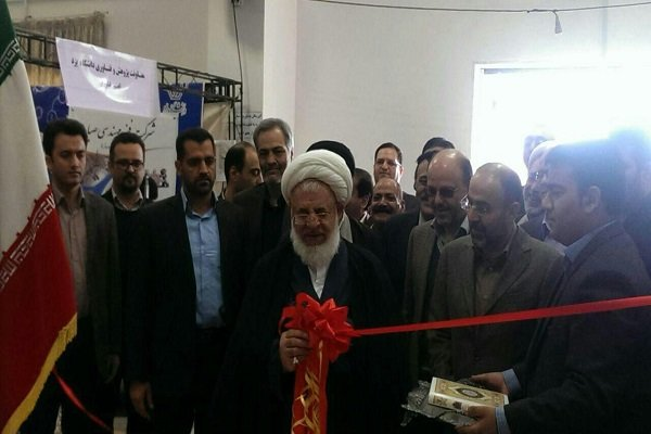تصویر از نمایشگاه فن بازار در یزد گشایش یافت