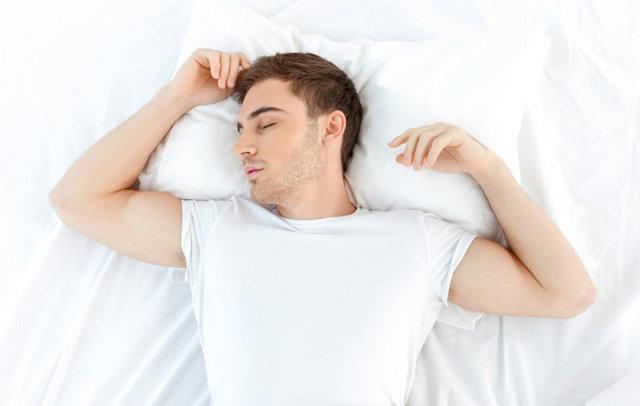 تصویر از هرگز با خاطرات منفی به خواب نروید!