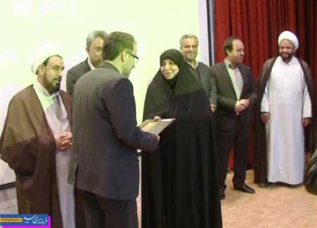 تصویر از رئیس جدید دانشگاه آزاد اسلامی میبد معرفی شد