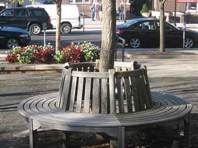 تصویر از مبلمان شهری از خودرو محور به انسان محور تغییر کند