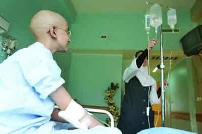 تصویر از بستری سه هزار بیمار سرطانی در بیمارستان گودرز یزد در سال جاری