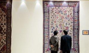 برگزاری دهمین نمایشگاه فرش دستباف