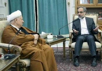 تصویر از پیام تسلیت دکتر کمال دهقانی فیروزآبادی به مناسبت درگذشت آیت الله هاشمی رفسنجانی