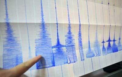تصویر از وقوع ۴۶ زلزله طی هفته گذشته در ایران