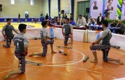 Photo of ترویج ورزش باستانی حمایت از سلوک و رفتار اهلبیت (ع) است