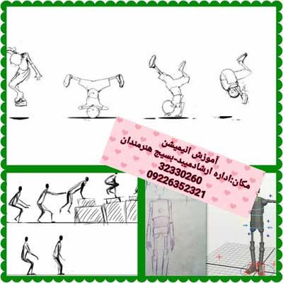 تصویر از برگزاری دوره آموزش انیمیشن سازی در میبد