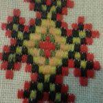 هنر زیبای شیدا یا شش تاری از سری دوختهای سوزندوزی بلوچ