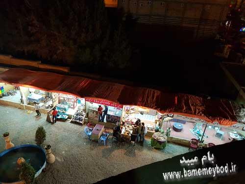 Photo of تصاویری از بازارچه نوروزی صنایعدستی در مجموعه کبوتر خانه میبد/بخش ۲