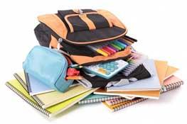 تصویر از کمر خم دانشآموزان زیر حجم بالای کتب درسی/ زمان کم کردن کتابهای درسی نرسیده است؟