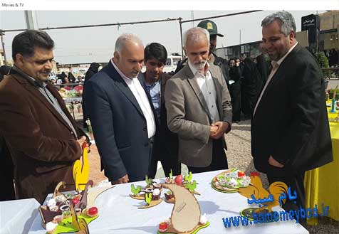 Photo of برگزاری جشنواره سبزه ها و سفره هفت سین در شهرستان میبد