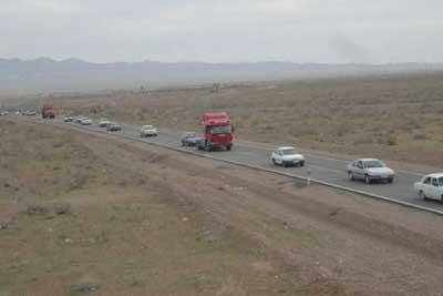 Photo of افزایش حجم ترافیک جاده ای / بیشترین حجم ترافیک مربوط به روزهای دوم تا چهارم نوروز
