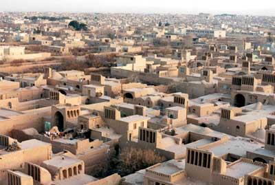 تصویر از میبد شهر تاریخ و فرهنگ پذیرای مسافران نوروزی و گردشگران